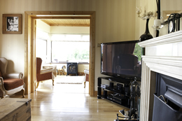 Lounge and Living Room at for Guests use at Drumcorroy House
